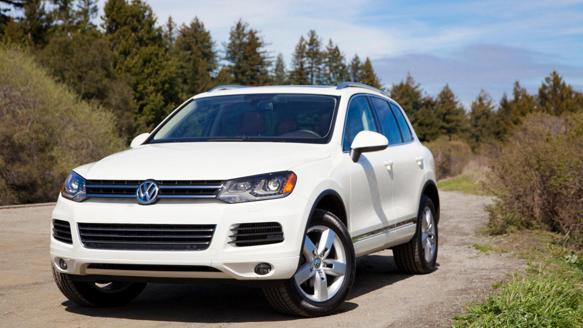Volkswagen Touareg Hd Wallpapers