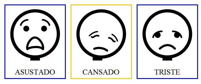 Caritas de emociones para imprimir - Imagui