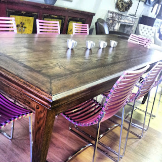 Brisbane furniture store bespoke cabinets dining tables