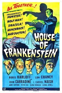 House of Frankenstein (La Zíngara Y Los Monstruos) (1944)