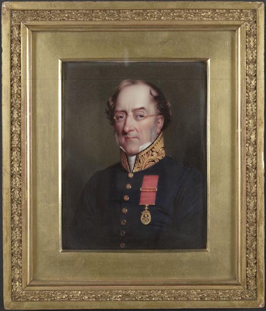 Portrait of Henry De la Beche