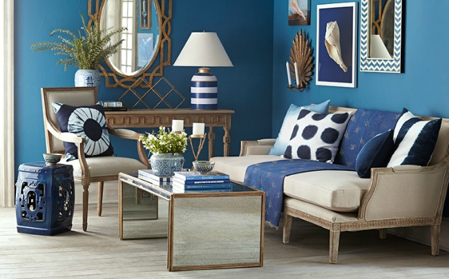 A Simple Way To Add Color And Interest To Your Space Driven By Decor