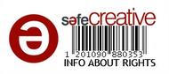 Mis creaciones registradas