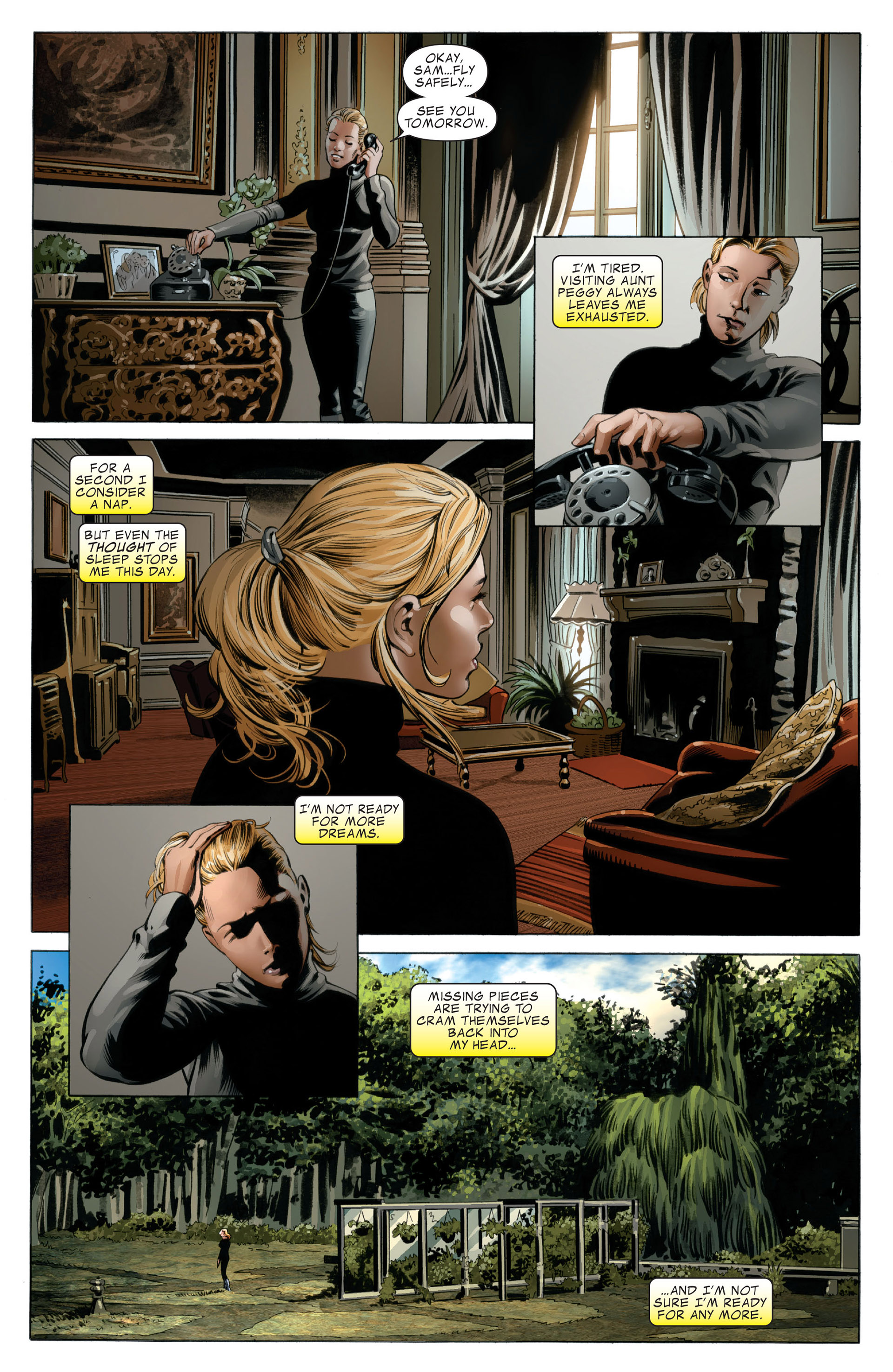 Captain America (2005) Issue #49 #49 - English 13
