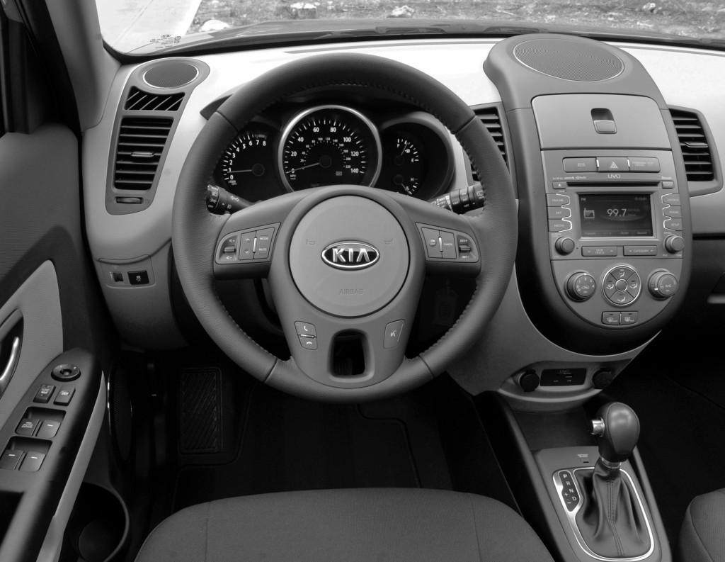2013 Kia Soul 1.6 liter