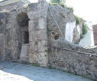 Puerta Marina  - Lado sur de la puerta