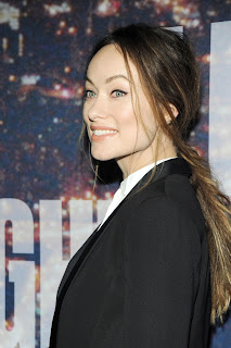 Smiling Olivia Wilde Wallpapers