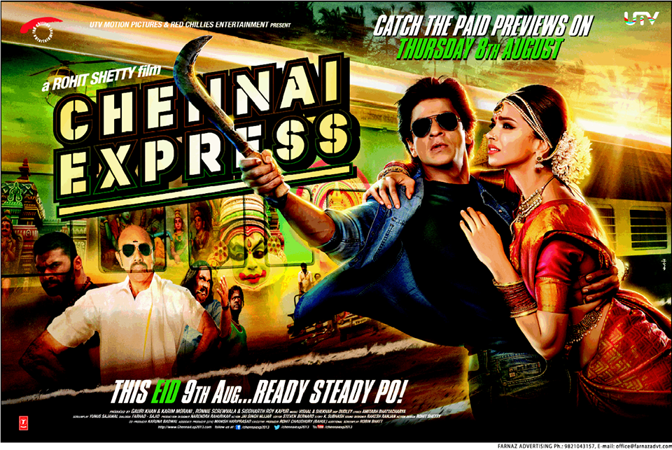 Trailer and Promo: Download Chennai Express Full Movie ...