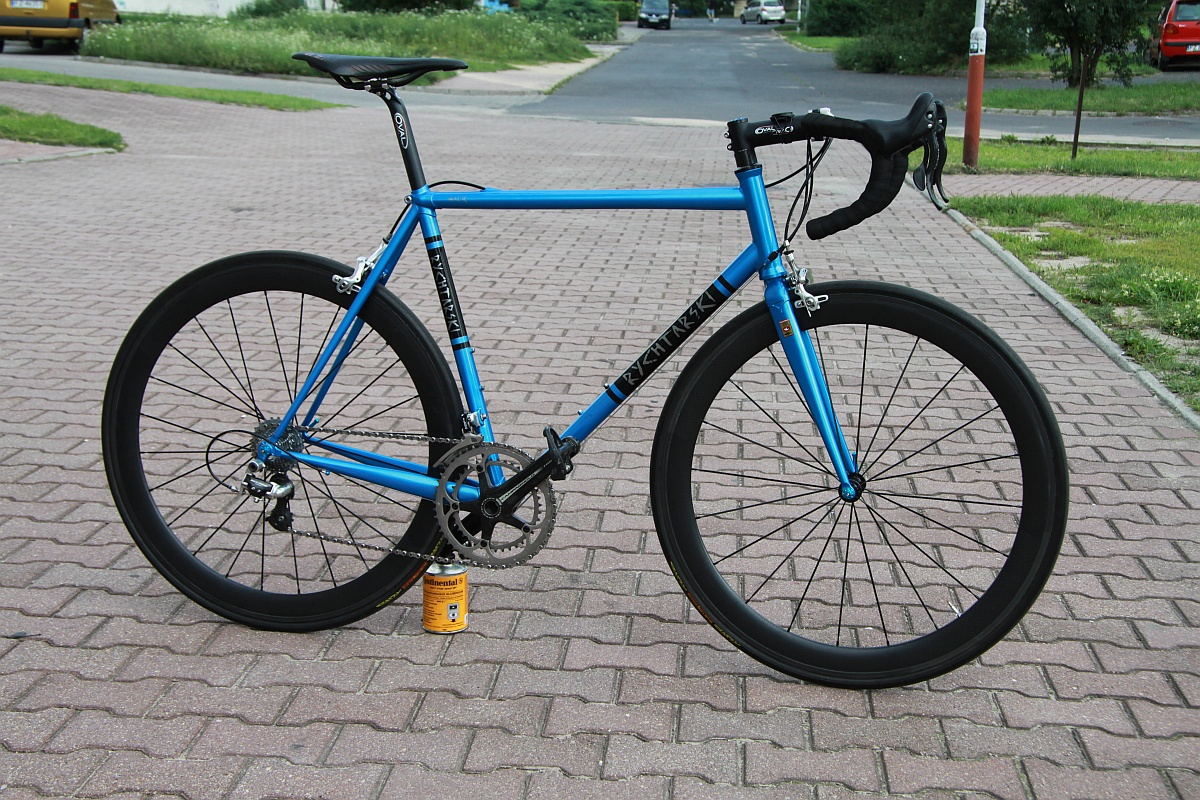 Road Bicycle Paint Jobs