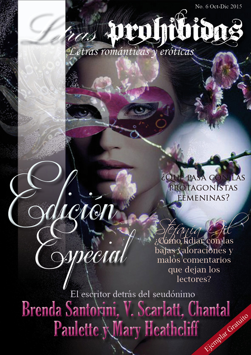 Revista Letras Prohibidas Edición Especial Oct-Dic 2015