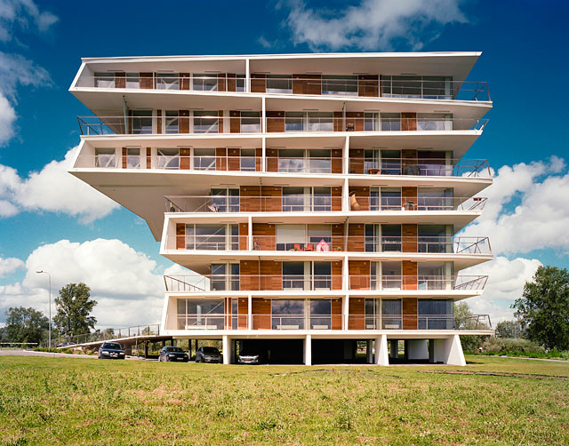 Neocribs Apartment Design Tartu Rebase Street Estonia