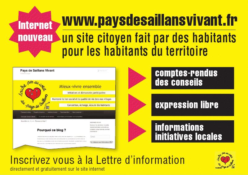 ¤ Saillans, Ardèche, municipales de mars 2014 : victoire de la liste de gouvernance collégiale et participative dans Outils/Bon à savoir saillansviewer