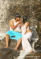 HariPriya Hot White Saree Pics