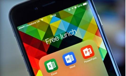 Η σουίτα γραφείου της Microsoft για το iPad, το iPhone και το Android είναι τώρα ελεύθερη