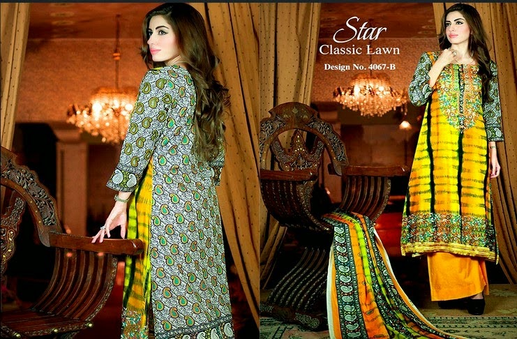 Classic Lawn Collection Special Eid Edition