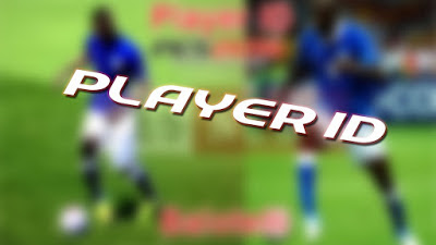 PES 2016 Full Player ID