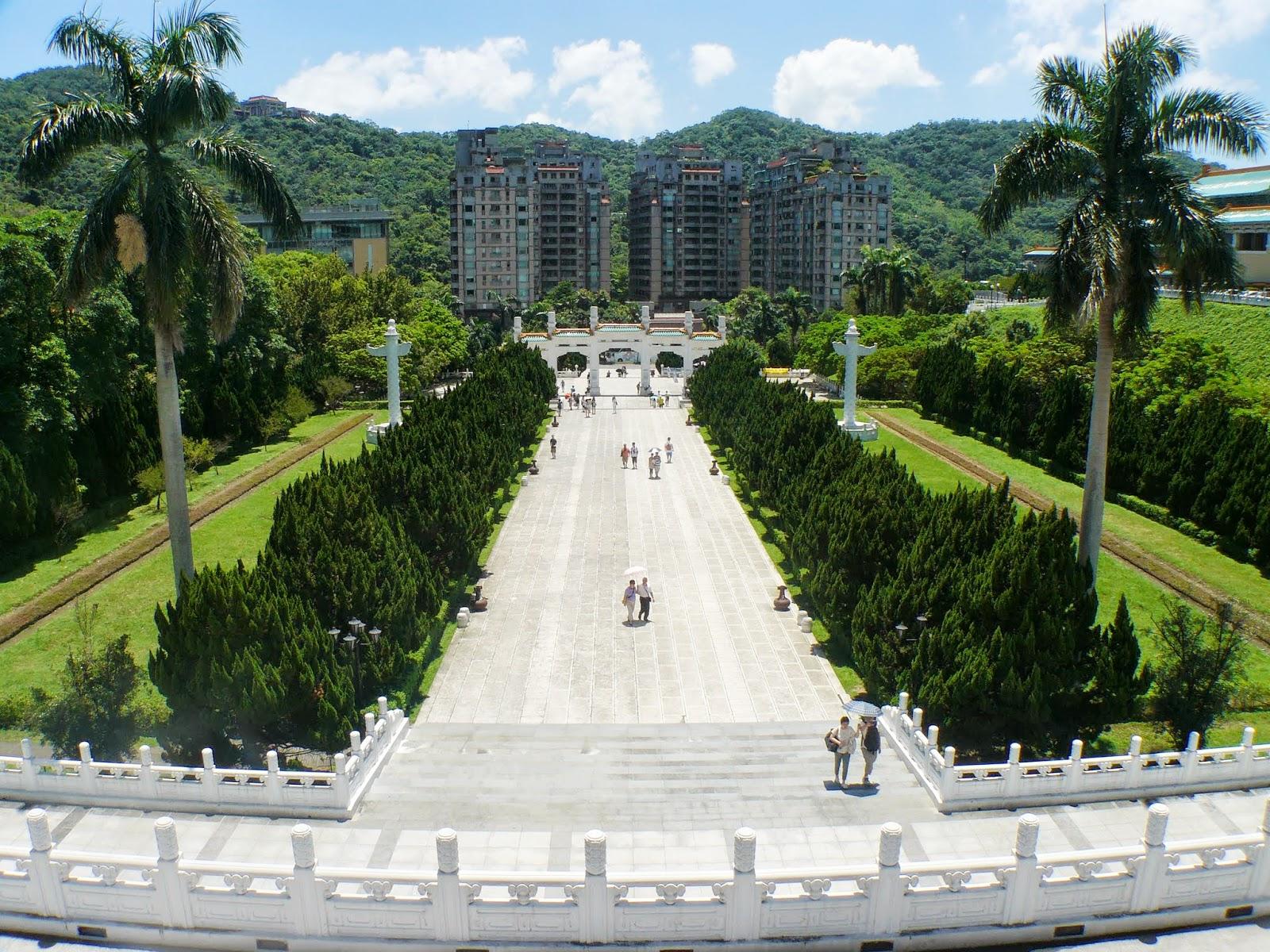 Chaos and Kanji: Wheres the Art? The Taipei National ...