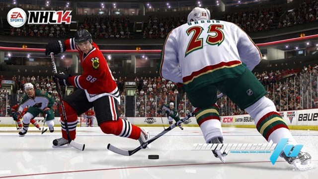 NHL 14 PS3 Español Region USA