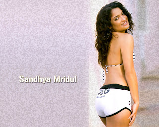 Sandhya Mridul Latest Bikini Wallpaper Pictures