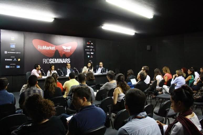 RioMarket 2014 tem workshops gratuitos de cinema e TV