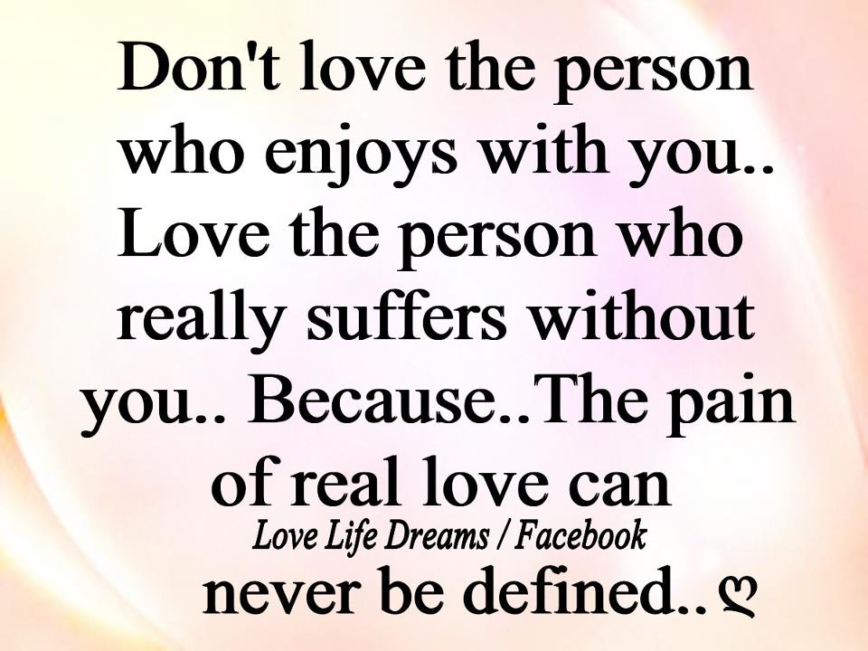 Someone Who Donu0027t Love You Quotes