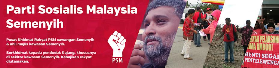 Parti Sosialis Malaysia Semenyih