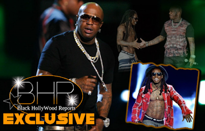 Rappers Birdman And Lil Wayne's Long Time Beef Is Coming To An End !