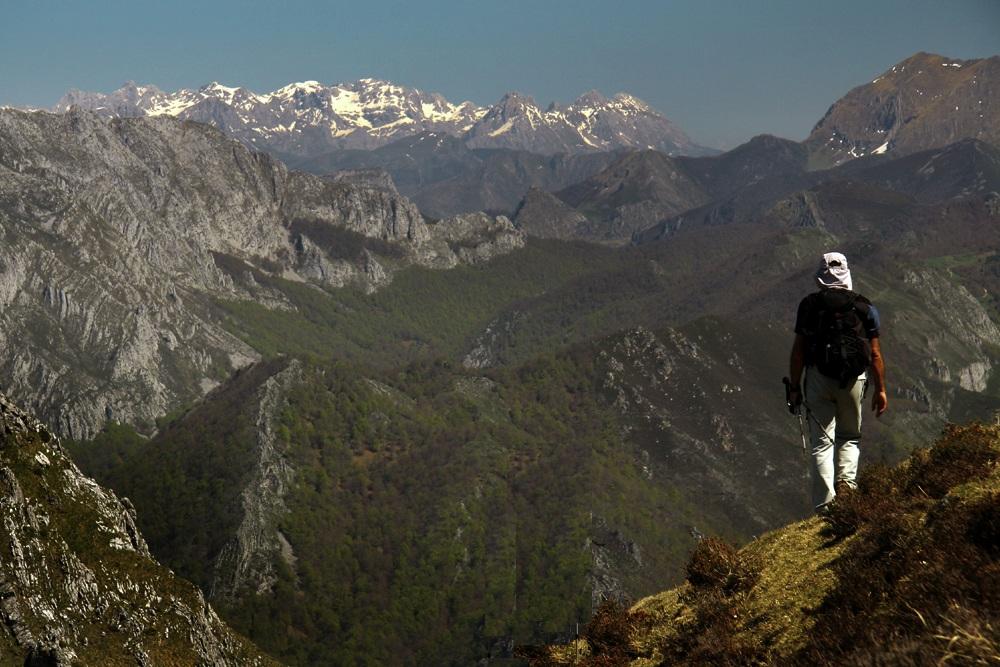 Caminando por el Paraiso Natural de Asturias