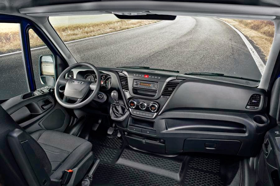 2014 Iveco Daily launched in Europe - Autoesque