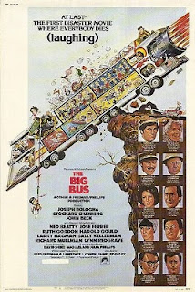 Big Bus poster, movie