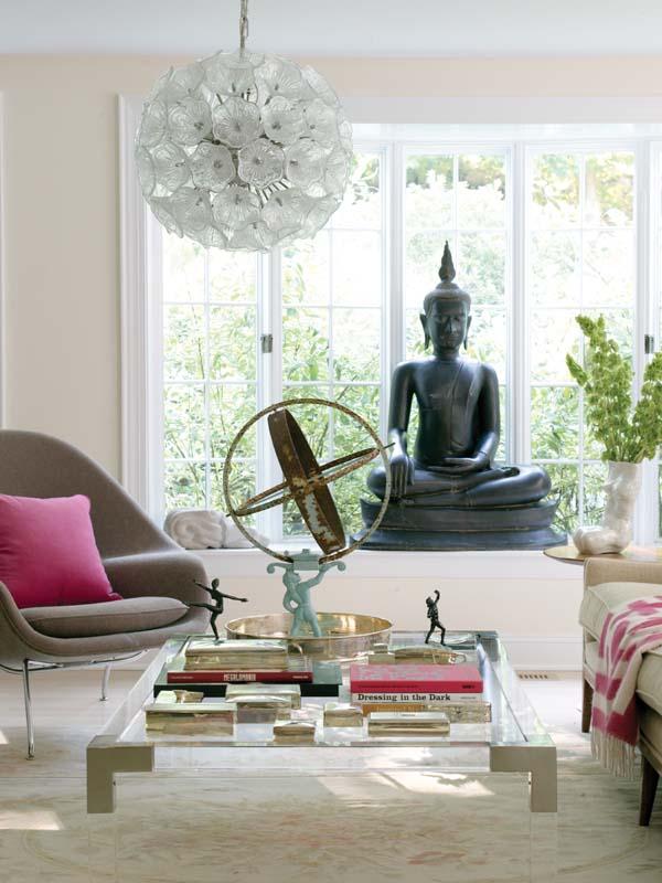 Thursday  February 17  2011. God In Design  Buddha at Home
