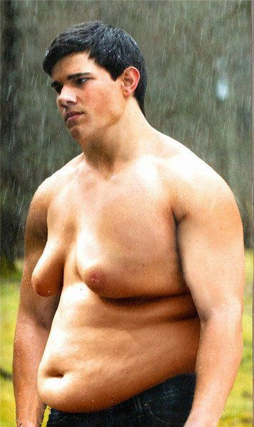 Fat Taylor Lautner