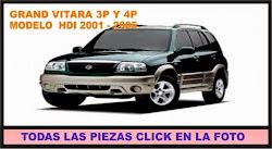 GRAND VITARA 2.0 HDI
