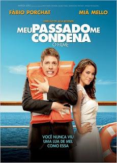 """Poster do filme """"Meu Passado Me Condena"""""""