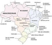 O mapa do Brasil vai mudar. kkkk. Postado por Prof. Magnun Voges às 22:35 (mapa brasil )