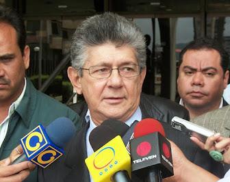 Ramos Allup: Mantengamos la esperanza porque a Maduro le queda poquito en Miraflores