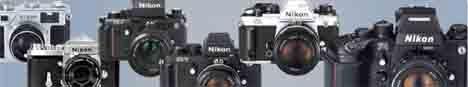 Nikon Legendary Camera
