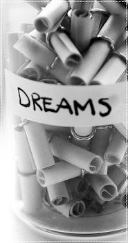 Son sueños.