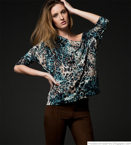 Giesso otoño invierno 2012. Moda invierno 2012. Blog de moda.