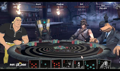 Poker night 2 ps vita