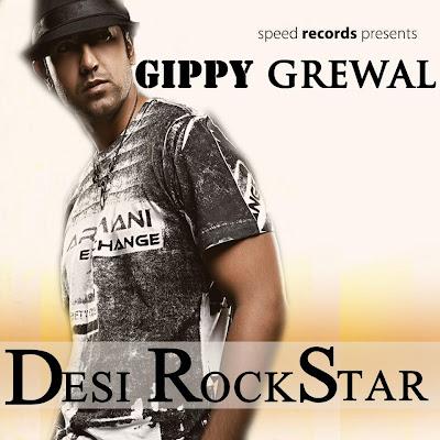 Desi Rockstar - Gippy Grewal HD Poster Free
