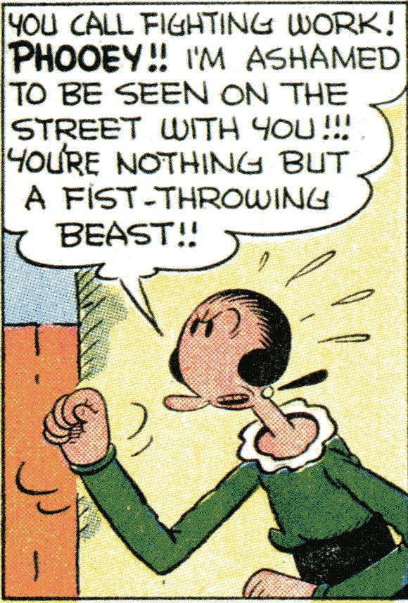Spinach popeye the sailor man quote