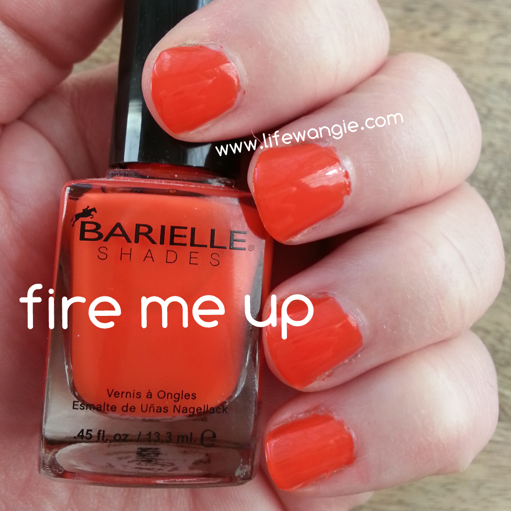 Barielle Fire Me Up