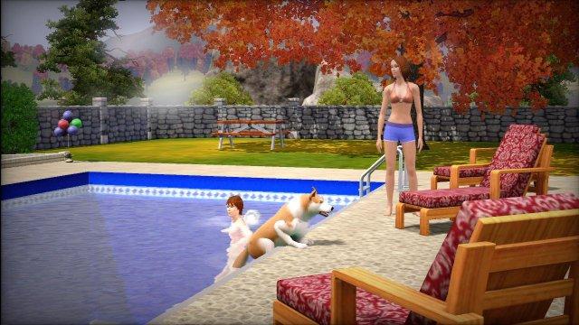 Sims  Pet Dog House Mod