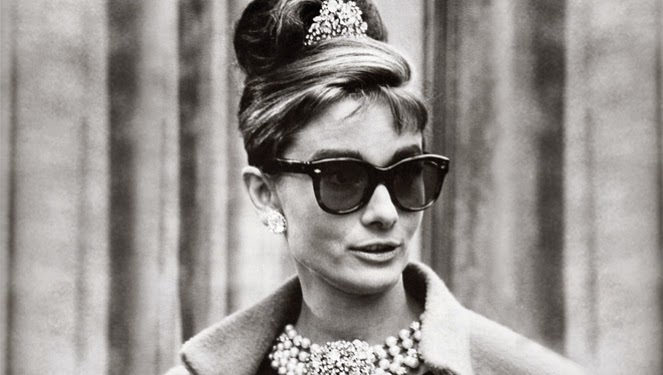 Sunglasses, sunnies, fashion, style, trend, summer, Melanie.Ps, The Purple Scarf, Toronto, Ontario, Canada, Love, Holly Golightly, Audrey Hepburn, Breakfast at Tiffany's, Film