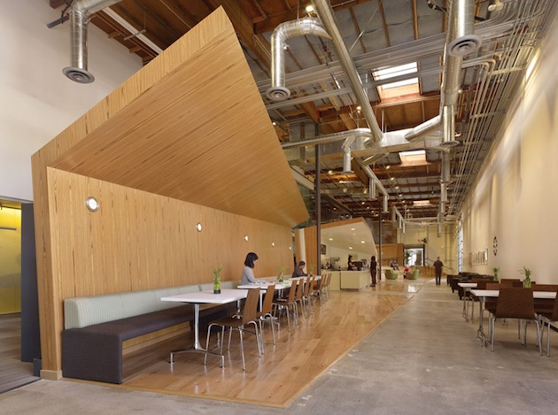 Office of google venice california very sleek interiors for Ca design