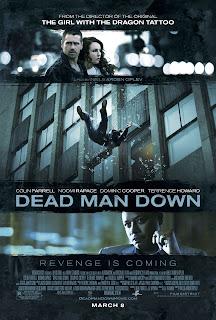 La Venganza del Hombre Muerto Poster