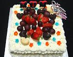 Red Vel Vet Cake