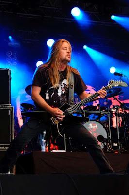 CHILDREN OF BODOM: Αποχώρησε ο κιθαρίστας Roope Latvala