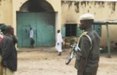 Prison break in Nigeria Sagamu Prison